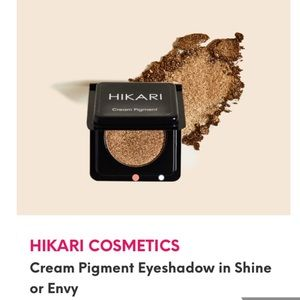 NEW Two (2) Hikari Cosmetics Eyeshadow in Envy
